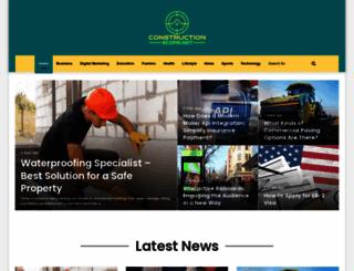 constructionscope.net screenshot