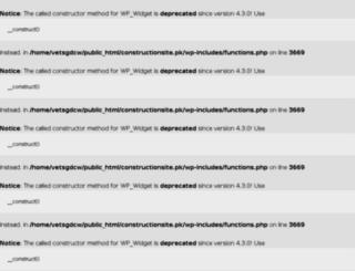 constructionsite.pk screenshot