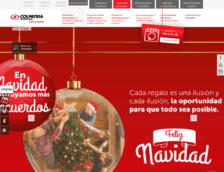 constructoracolpatria.com screenshot