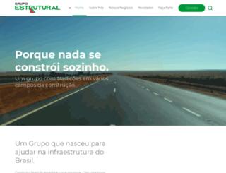 construtoraestrutural.com.br screenshot