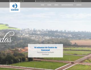 construtoraguilherme.com.br screenshot