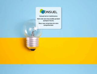 consuel.com screenshot