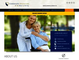 consulatehc.com screenshot
