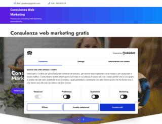 consulenza-marketing.it screenshot