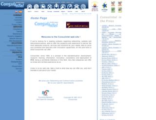 consulintel.com screenshot