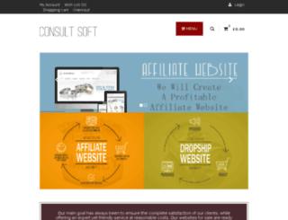 consult-soft.co.uk screenshot