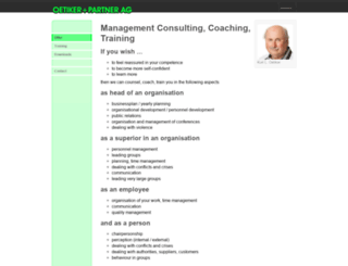 consult.oetiker.ch screenshot