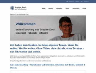 consulta-managementberatung.de screenshot