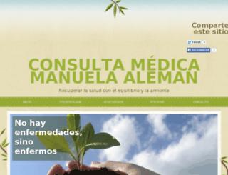 consultamanuelaaleman.com screenshot