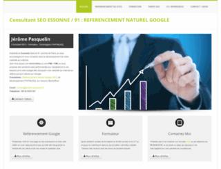 consultant-seo.jerome-pasquelin.fr screenshot