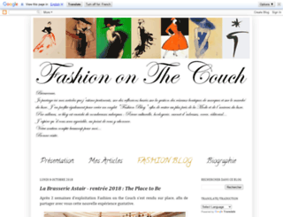 consultante-retail.blogspot.fr screenshot