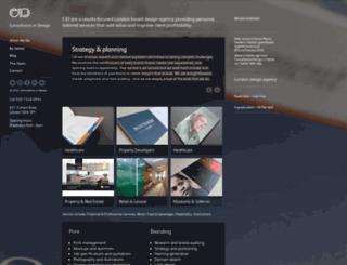 consultantsindesign.co.uk screenshot