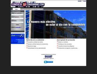consultatucondominio.com screenshot