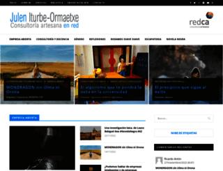 consultorartesano.com screenshot