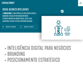consultoria7.com screenshot