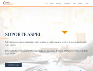 consultoriagimex.com.mx screenshot