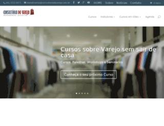 consultoriodovarejo.com.br screenshot