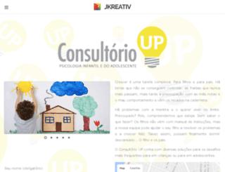 consultorioup.com.br screenshot