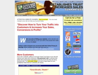 consumer-guard.com screenshot