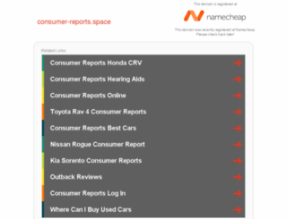 consumer-reports.space screenshot