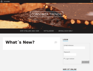 consumer-trends.de screenshot