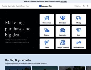 consumeraffairs.com screenshot