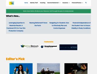 consumerboomer.com screenshot
