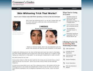 consumersguides.in screenshot