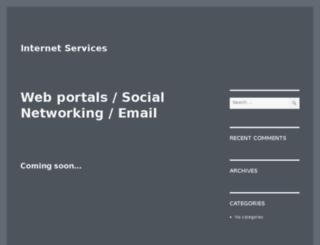 contact.pk screenshot
