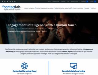 contactlab.com screenshot