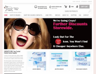 contactscow.com screenshot