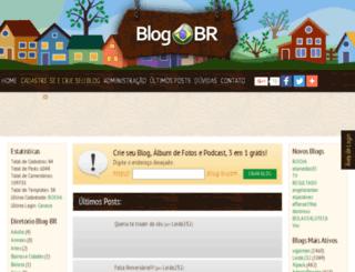 contandocontos.blog-br.com screenshot