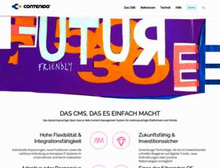contenido.org screenshot