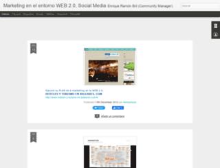 contenidosociales.blogspot.com.es screenshot