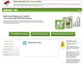 content.neteller.com screenshot