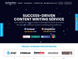 contentproz.net screenshot