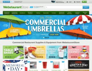 contentwiki.webstaurantstore.com screenshot