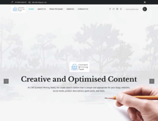 contentwritingteam.com screenshot