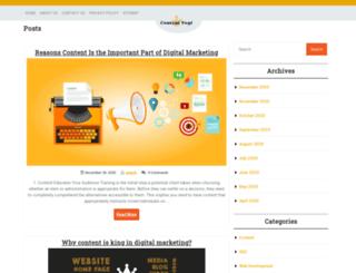 contentyogi.net screenshot