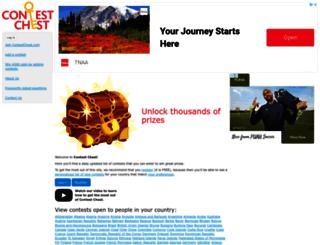 contestchest.com screenshot