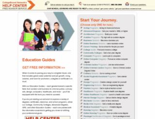 contests.collegebound.net screenshot