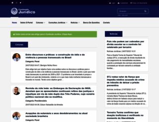 conteudojuridico.com.br screenshot