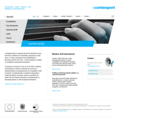 contexpert.ro screenshot