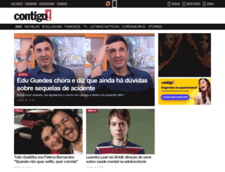contigo.com.br screenshot