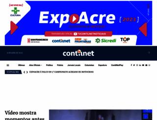 contilnetnoticias.com.br screenshot