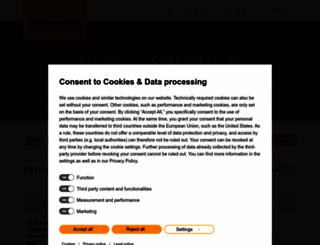 continental-jobs.com screenshot