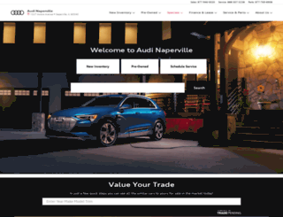 continentalaudi.com screenshot