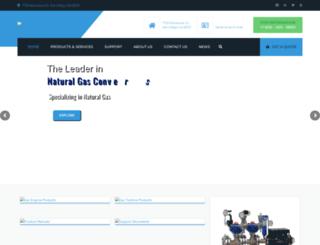 continentalcontrols.com screenshot