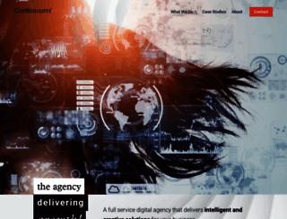 continuum.ie screenshot