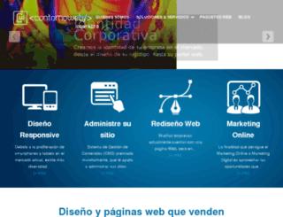 contornoweb.com screenshot